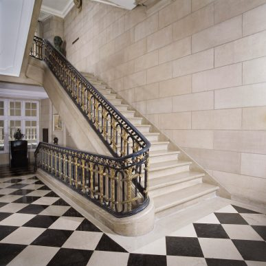 Grand Staircase, 2nd Floor