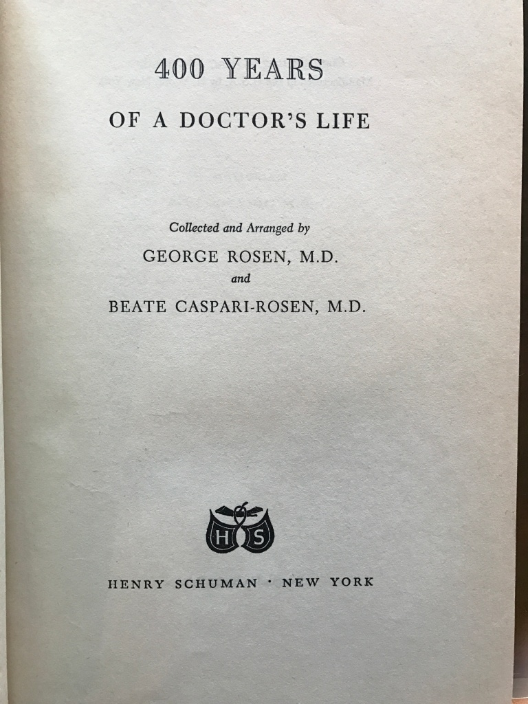 Quotes And Marginalia From Inside The Woman Doctors Life